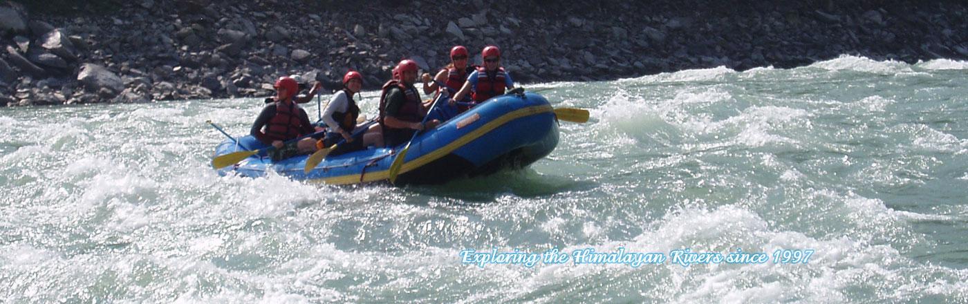 Seti Rafting