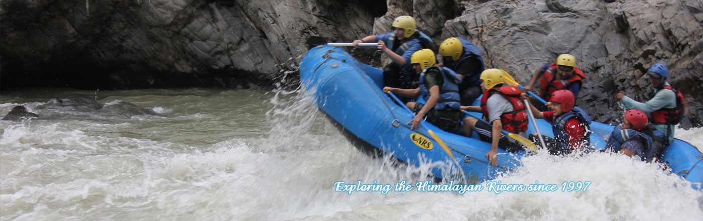 Himalayan River Fun